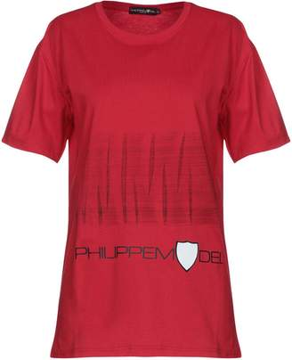 Philippe Model T-shirts - Item 12228515NC