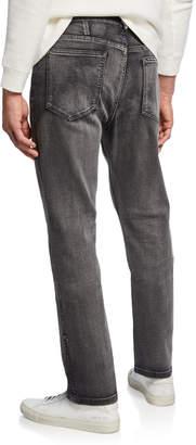 Kenneth Cole New York Men's Smoke Slim-Fit Denim Jeans