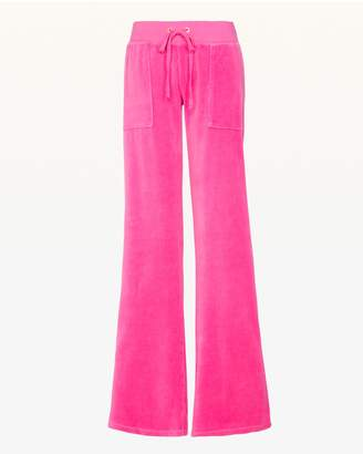 Juicy Couture Velour Del Rey Pant