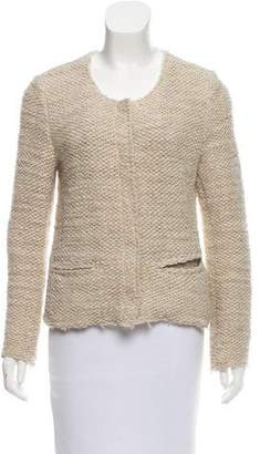 IRO Wool Knit Cardigan