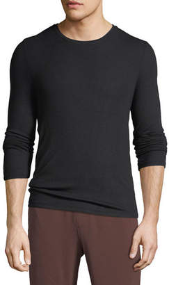 ATM Anthony Thomas Melillo Men's Crewneck Jersey-Knit Top