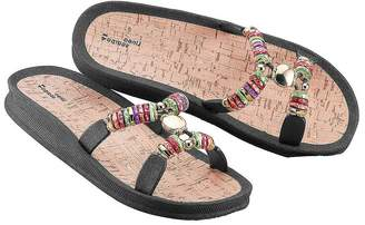 Creation L Beaded Sandals