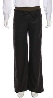 Neil Barrett Wool & Cashmere Pants