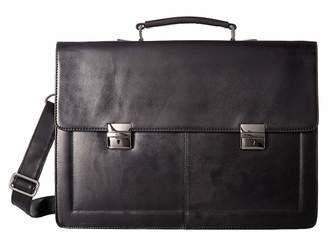 Scully Willam Italian Leather Laptop Brief