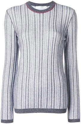 Victoria Beckham striped jumper