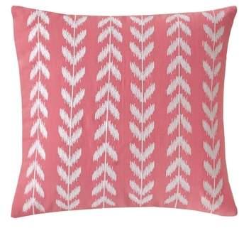 Southern Tide Coastal Ikat Heart Deco Accent Pillow