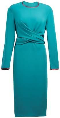 Anna Etter - Bennett Emerald Dress