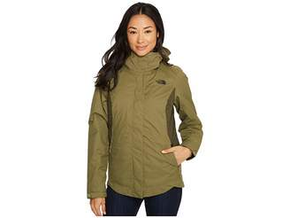 The North Face Mossbud Swirl Triclimate Women's Coat