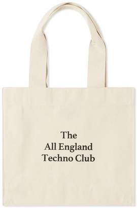 IDEA All England Techno Tote Bag