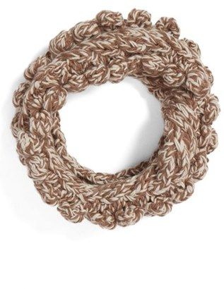 Women's Collection Xiix Textured Knit Cowl Scarf $42 thestylecure.com