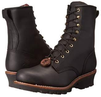 Chippewa 8 Steel Toe Logger Men's Work Boots
