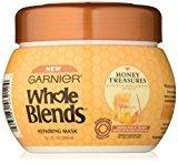 Garnier Whole Blends Repairing Mask Honey Treasures, 10.1 Fluid Ounce $6.29 thestylecure.com