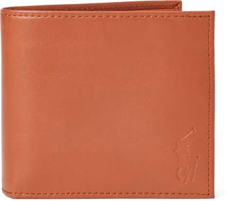 Ralph Lauren Leather Billfold Wallet