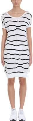 Y-3 Y 3 Stripe Tunic Dress