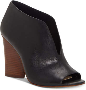 Vince Camuto Andrita Peep-Toe Shooties Women's Shoes