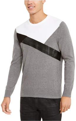 INC International Concepts Inc Men Colorblocked Sweater