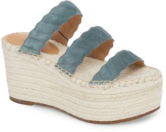 Marc Fisher Rosie Espadrille Platform Sandal