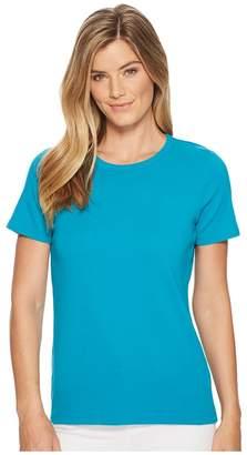 Pendleton Short Sleeve Rib Tee Women's T Shirt