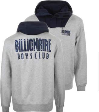 Billionaire Boys Club Military Hoodie Grey