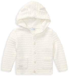 Ralph Lauren Boy's Combed Cotton Animal Hoodie