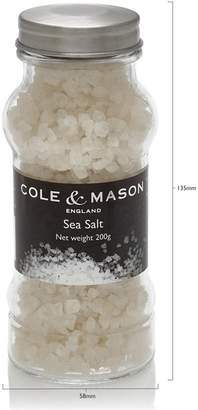 Cole & Mason Premium Sea Salt Refill 200G