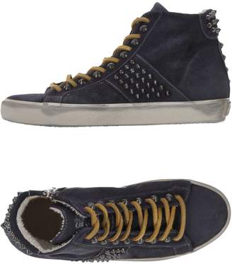Leather Crown High-tops & sneakers - Item 11459418