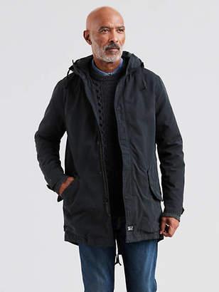 Levi's Lined Fishtail Parka Jacket