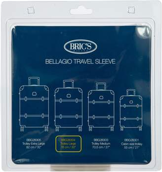 Bric's Transparent Custom Cover for 30-Inch Bellagio Spinner Trunks