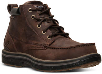 Skechers Men's Relaxed Fit: Segment - Barillo Boots from Finish Line