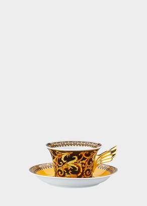Versace Barocco Tea Cup & Saucer