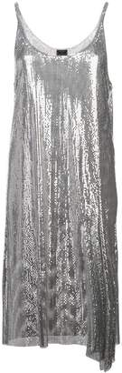Paco Rabanne chainmail short dress
