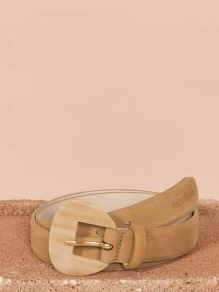 Mint & Rose Leather Belt