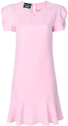 Moschino cut-out detail dress