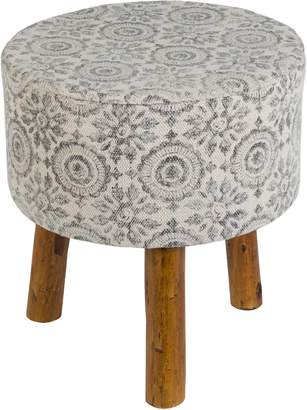 Surya Home Tile Stool