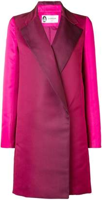 Lanvin Krista Kim degradé coat