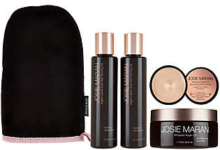 Josie Maran Super-Size Self Tan Oil & WhippedBody Kit