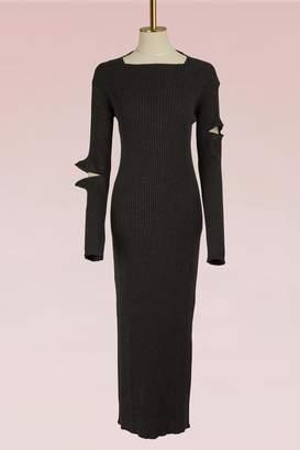 "Ports 1961 Fully Fashioned"" long sleeve dress"