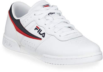 Fila Original Fitness Leather Sneakers