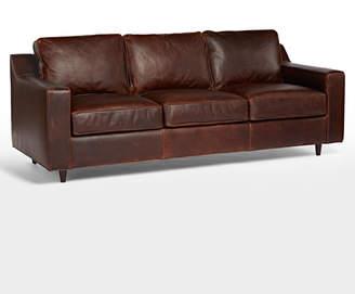 Rejuvenation Garrison Leather Sofa