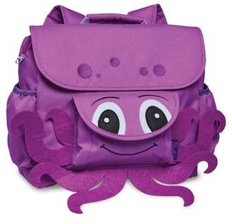 Bixbee Animal Pack - Octopus Backpack