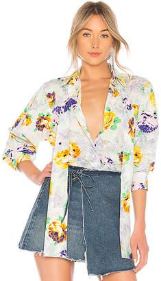 MSGM Popeline Shirt