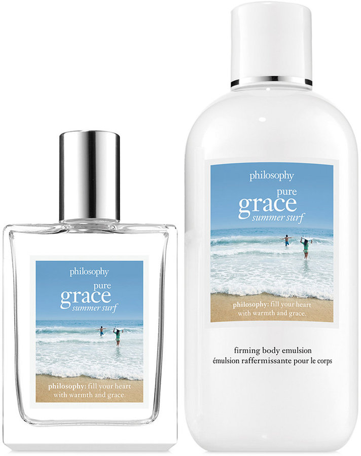 philosophy 2-Pc. Pure Grace Summer Surf Gift Set