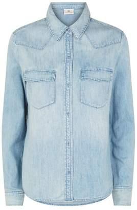 AG Jeans Deanna Denim Shirt