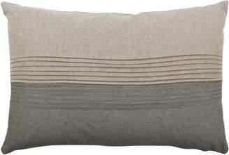Artmaison Canada Rectangular Chambray Cushion with Cushion Cover