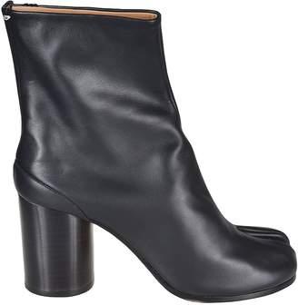 MM6 MAISON MARGIELA Knee Length Leather Boots