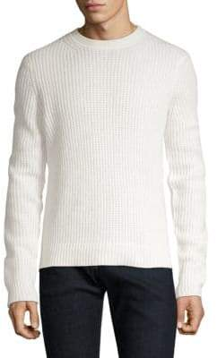 Helmut Lang Crew Stitch Pullover Sweater