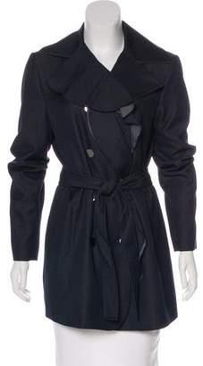 Tahari Double-Breasted Short Coat w/ Tags