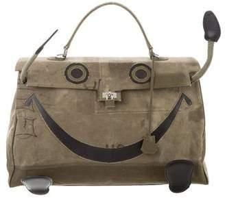 READYMADE Vintage Canvas Doll Bag