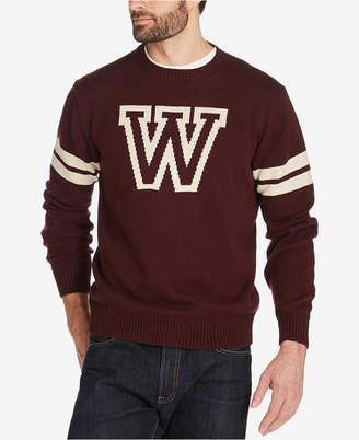Weatherproof Vintage Men's Varsity Sweater