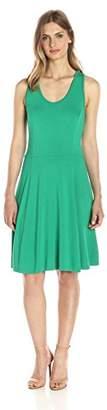 Lark & Ro Women's Sleeveless Knit Dress